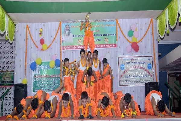 Celebration of Maharishi Gyan Yug Diwas